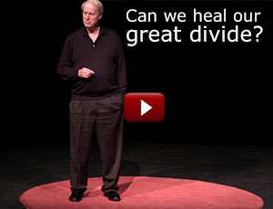 TedX Talks - Can we heal our great divide?